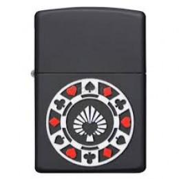Купить - Зажигалка Zippo 29543 218 Poker