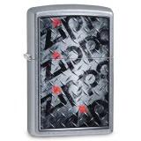 Зажигалка Zippo  29838 207 Diamond Plate Zippos Design