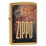 Зажигалка Zippo  29879 204B Rusty Plate Design