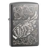 Зажигалка Zippo  29881 150 Filigree Flame and Wing Design